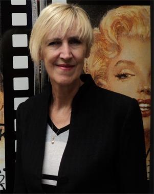 Lin Anderson at Edinburgh International Book Festival