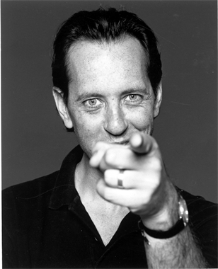 Richard E Grant at the Henley Literary Festival