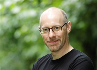 Richard Wiseman at Univeristy of St Andrews