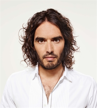 Russell Brand at Esquire Townhouse