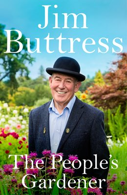 Jim Buttress signing at BBC Gardeners' World Live