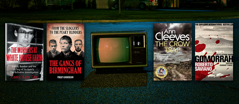Crime books to match your favourite TV shows