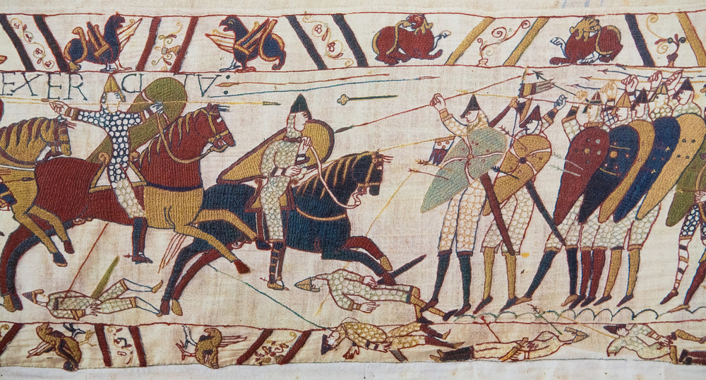 an analysis of the significance of the bayeux tapestry Count eustace ii of boulogne (1047-1087) and the bayeux tapestry : a   audience or recipient french (« french » not necessarily meaning « norman »)   68.