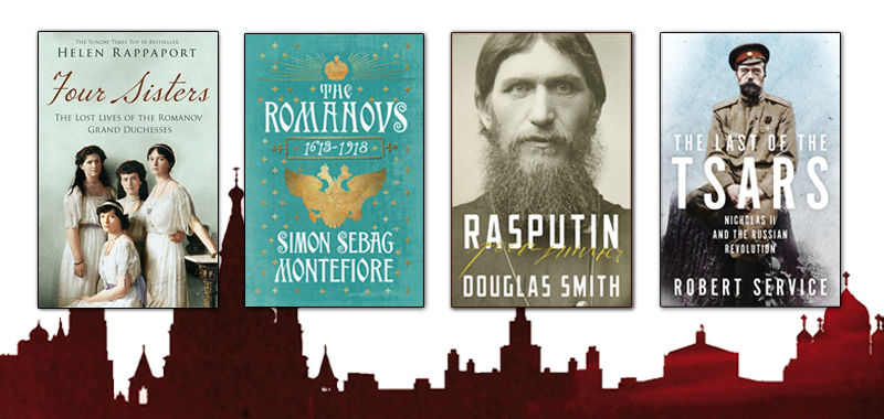 The best books on the Russian Revolution