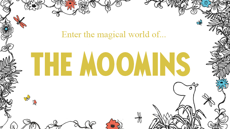 The Moomin books