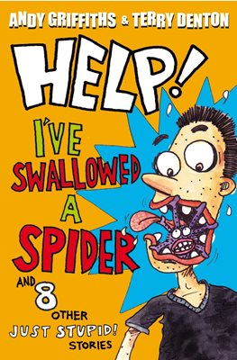 Help! I've Swallowed a Spider