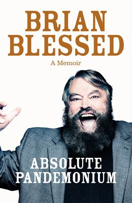 Brian Blessed at Althorp Literary Festival