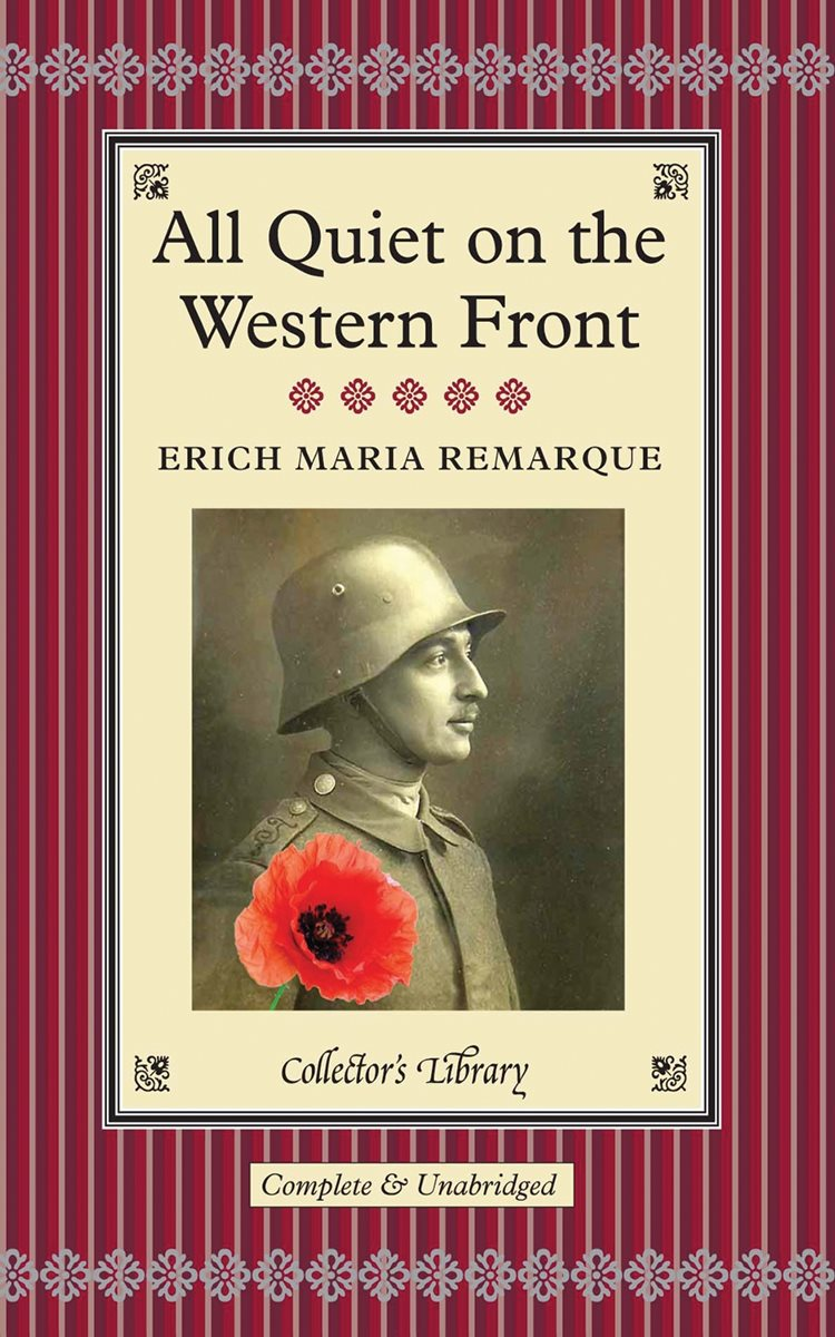 an analysis of all quiet on the western front a novel by erich maria remarque Erich maria remarque lesson plans for all quiet on the western front all quiet on the western front the novel's summary page at wikipedia erich maria remarque the author's biography at wikipedia.