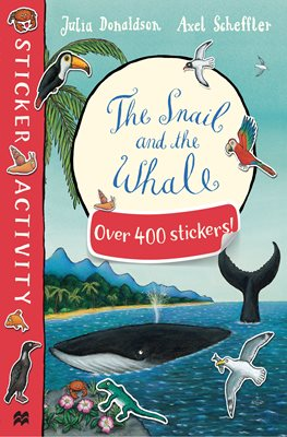 The Snail and the Whale Sticker Book
