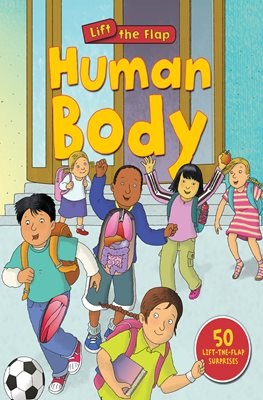 Human Body (Lift-the-Flap)