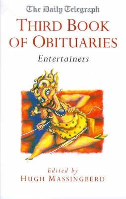 Daily Telegraph  Third Book of Obituaries