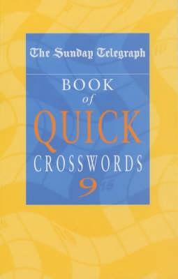 Sunday Telegraph Book of Quick Crosswords 9