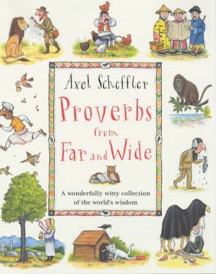Book cover for Proverbs From Far and Wide