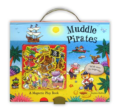 Book cover for Muddle Pirates