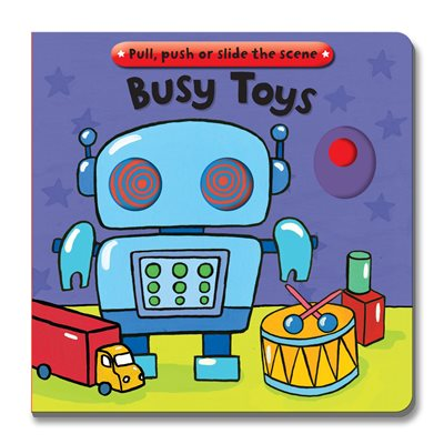 Book cover for Busy Books: Busy Toys