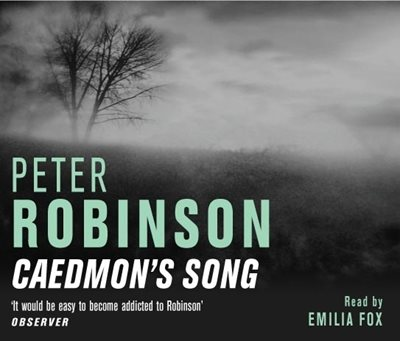 Book cover for Caedmon's Song