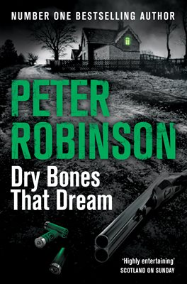 Book cover for Dry Bones That Dream