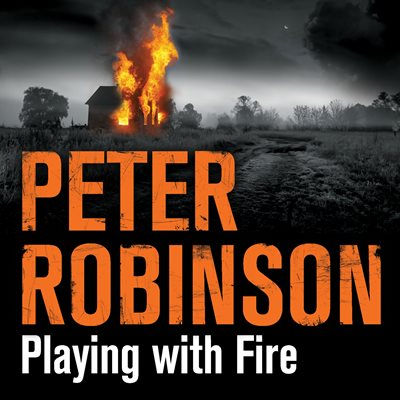 Book cover for Playing With Fire