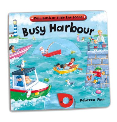 Book cover for Busy Books: Busy Harbour