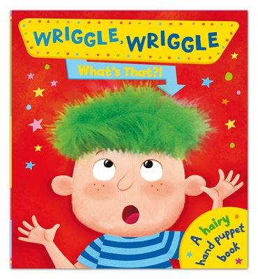 Book cover for Wriggle Wriggle What's That?
