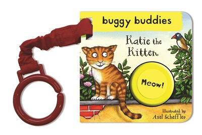 Book cover for Katie the Kitten Buggy Book
