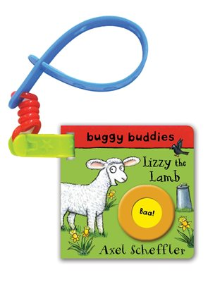 Book cover for Lizzy the Lamb Buggy Book