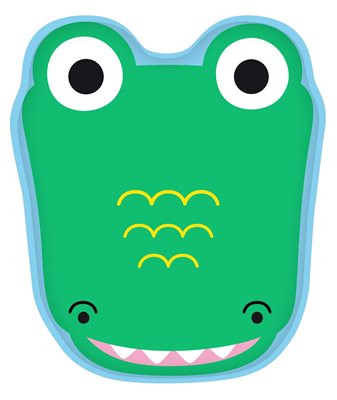 Book cover for Squirty Bath Books: Croc