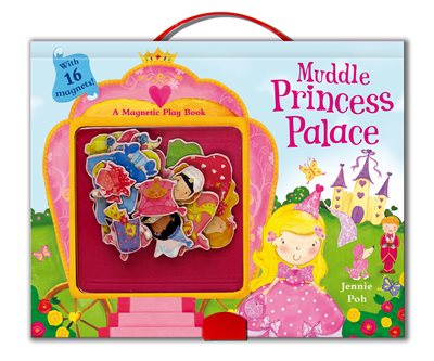 Book cover for Muddle Princess Palace