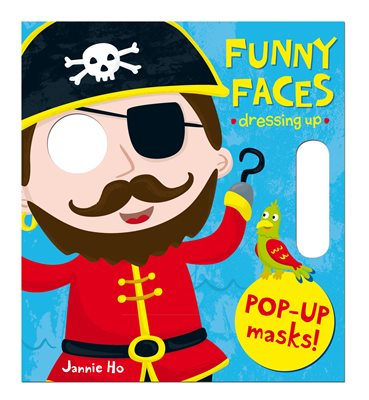 Book cover for Funny Faces: Fancy Dress