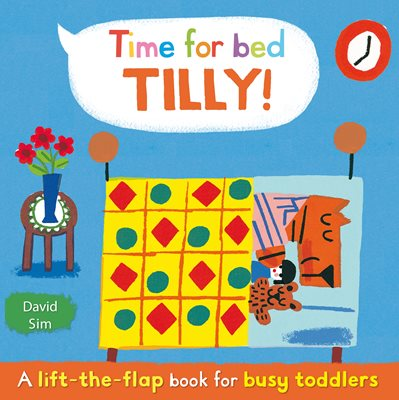 Book cover for Time for Bed, Tilly!