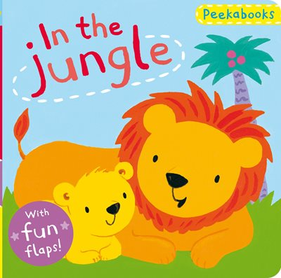 Peekabooks: In the Jungle
