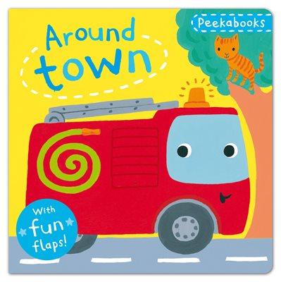 Peekabooks: Around Town