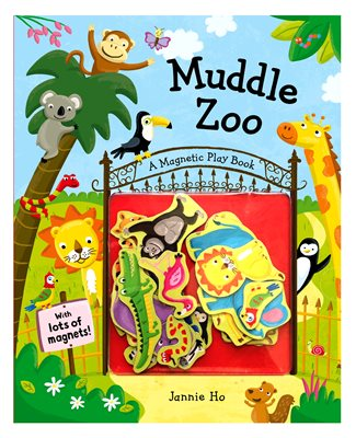 Book cover for Muddle Zoo