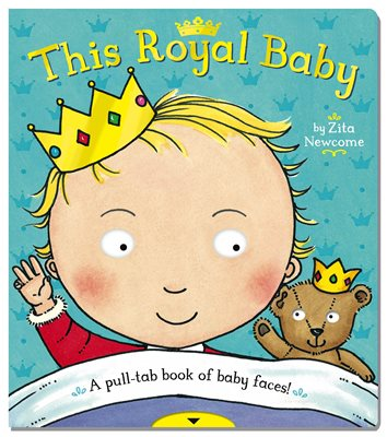 Book cover for This Royal Baby