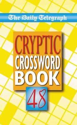 Daily Telegraph Cryptic Crossword Book 48