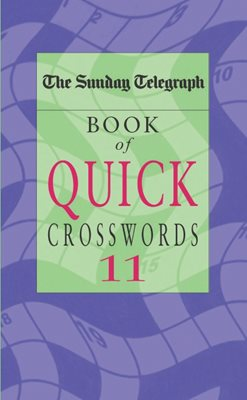 Book cover for The Sunday Telegraph Book of Quick...