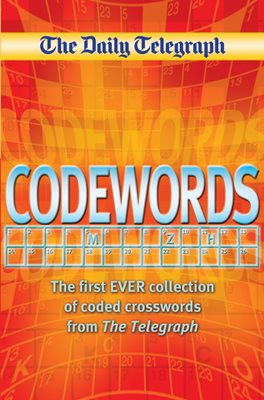 Book cover for The Daily Telegraph Book of Codewords