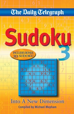 Book cover for Daily Telegraph: Sudoku 3