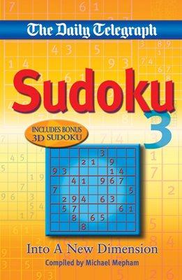 Daily Telegraph: Sudoku 3