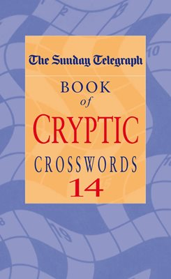 Book cover for The Sunday Telegraph Book of Cryptic...