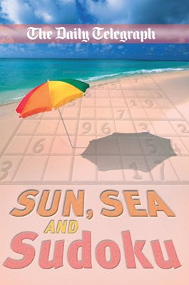 Book cover for The Daily Telegraph Sun, Sea and Sudoku