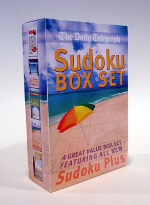 Book cover for Sudoku Boxed Set