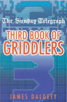 Book cover for Sunday Telegraph Third Book of Griddlers