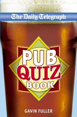 Book cover for Daily Telegraph Pub Quiz Book