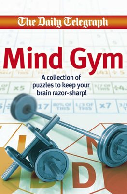 Book cover for Daily Telegraph Mind Gym Book