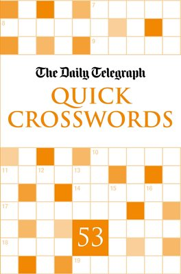 Daily Telegraph Quick Crosswords 53