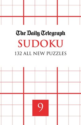 Book cover for daily telegraph sudoku 9