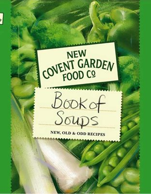 Book cover for New Covent Garden