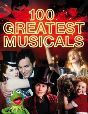 Book cover for 100 Greatest Musicals