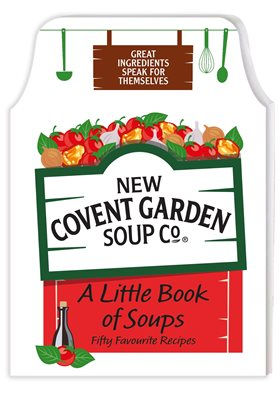 Book cover for A Little Book of Soups